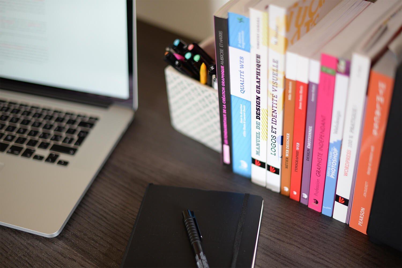 Bibliographie webdesigner
