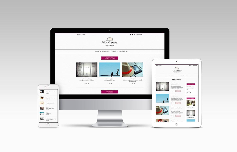 Lilia Vernalia homepage