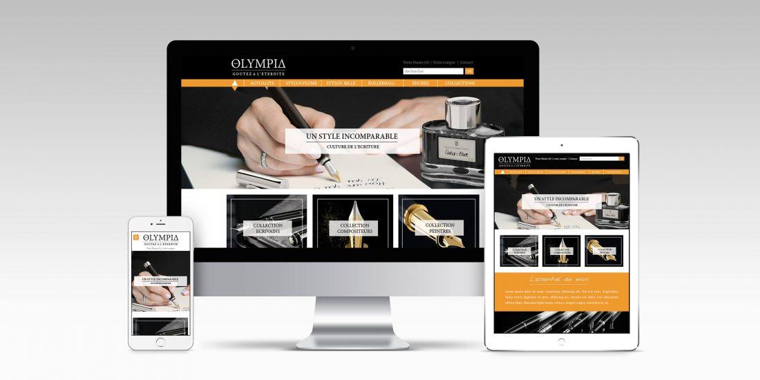 Webarcana Olympia 1