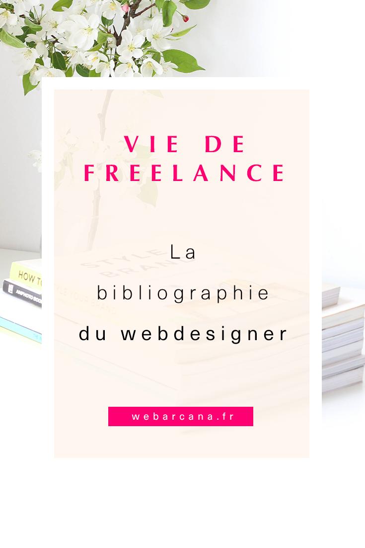 bibliographie webdesigner pinterest