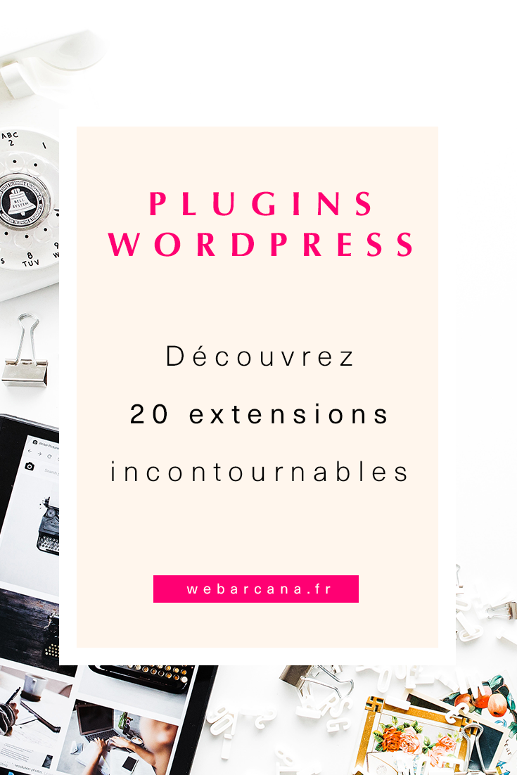 WordPress plugins incontournables