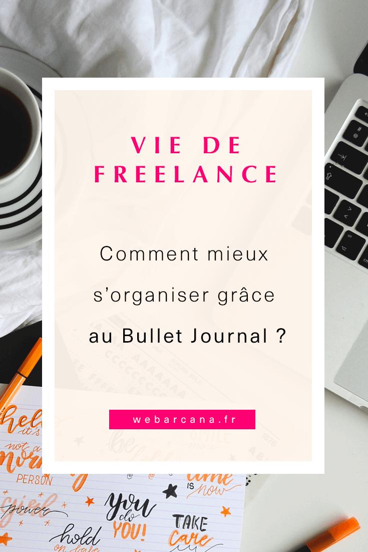 Comment mieux s'organiser grâce au Bullet Journal ? Pinterest