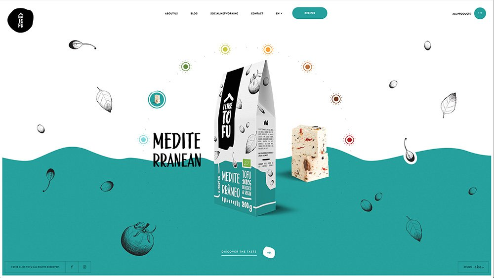 2 Handdrawn tendances webdesign 2018