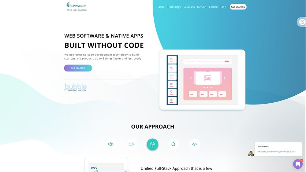 forme fluide tendances webdesign 2018