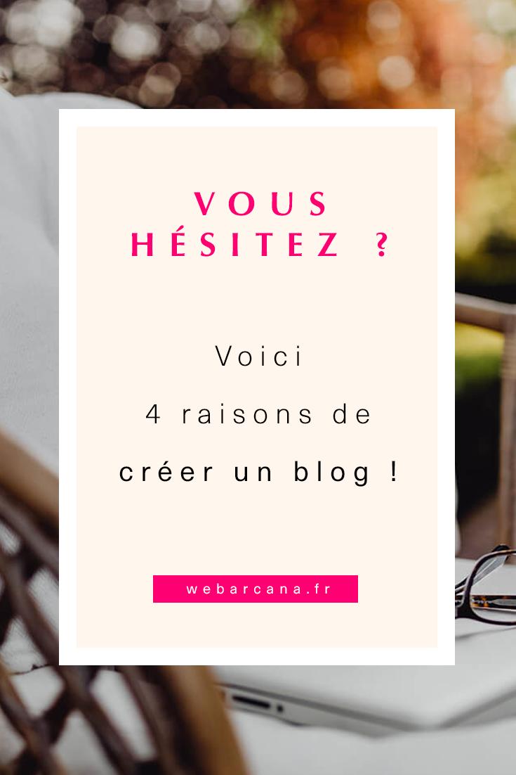Créer un blog - Pinterest