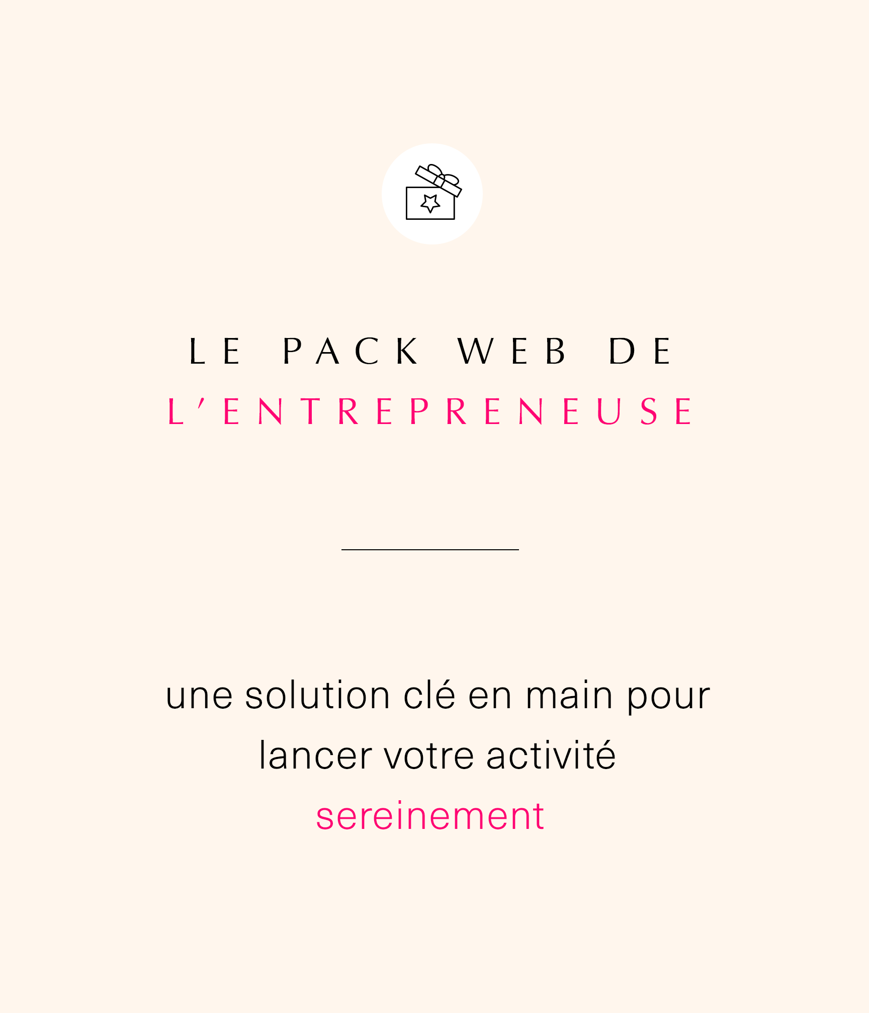 webarcana pack web entrepreneuse part 1