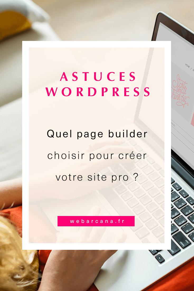 Page Builder Pinterest