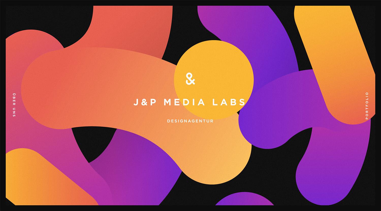 Tendances webdesign couleurs vives et dégradés