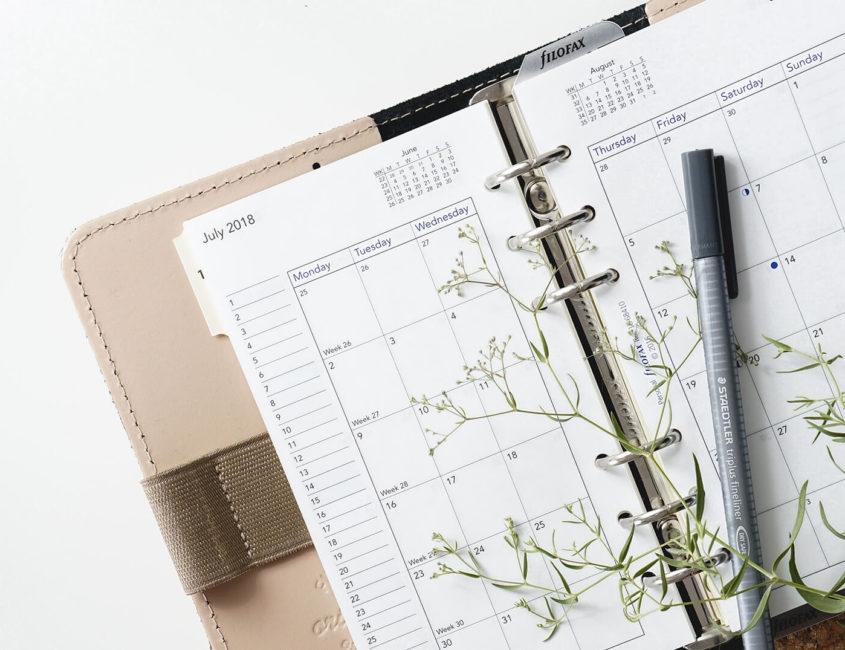 Conseils pour s'organiser et booster votre efficacité