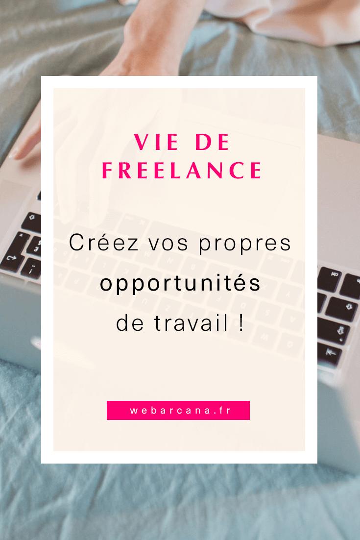 Freelance Opportunités de travail - pinterest