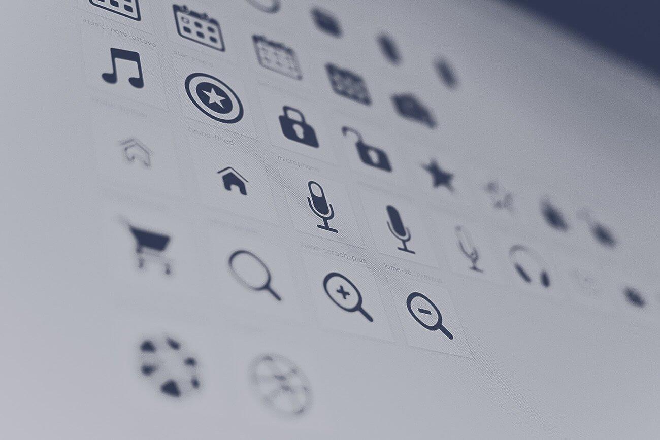 11 sites pour trouver des icônes